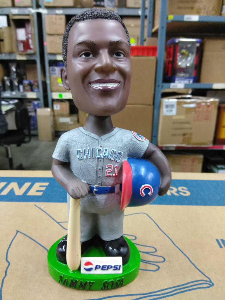 Sammy Sosa Chicago Cubs 2002 Bobblehead