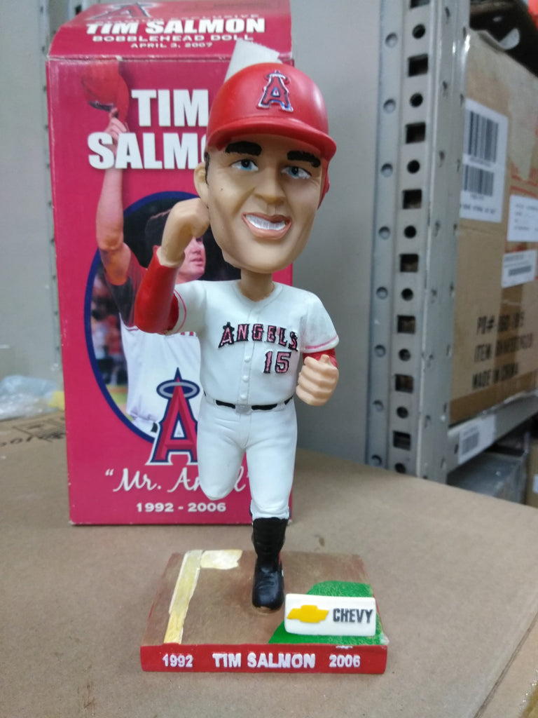 Tim Salmon Los Angeles Angels  Bobblehead
