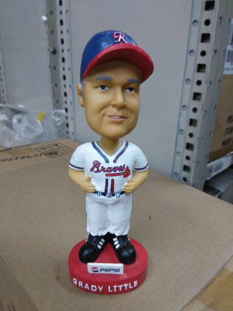 Grady Little Atlanta Braves  Bobblehead