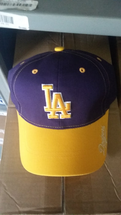 Los Angeles Lakers Baseball Cap Dodgers SGA Los Angeles Lakers Bobblehead