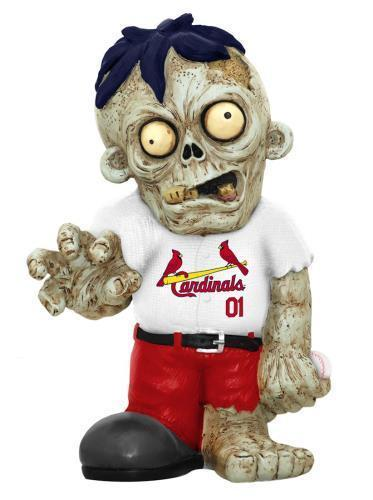 Forever Nightmare St. Louis Cardinals Zombie FOCO St Louis Cardinals Bobblehead
