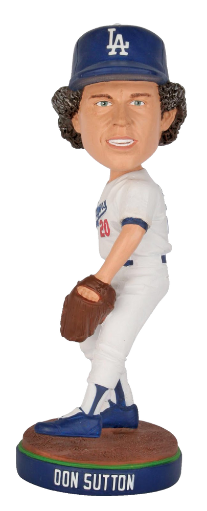 Don Sutton SGA 2013 Bobble Los Angeles Dodgers #20 Bobblehead