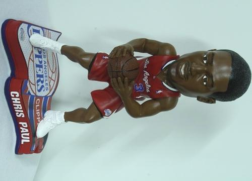 Chris Paul Los Angeles Clippers Flag Base FOCO '13 Bobblehead