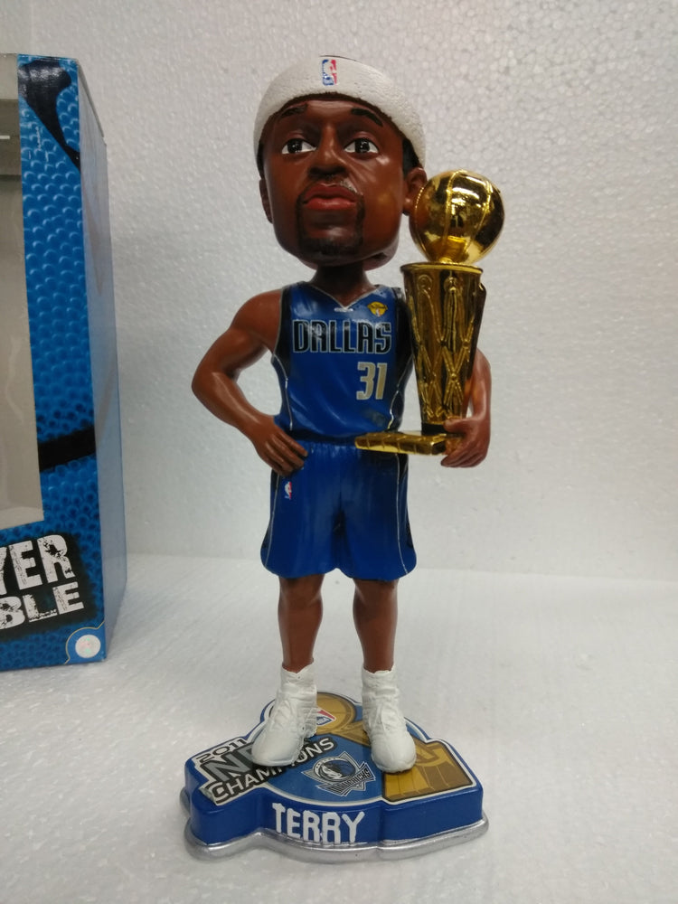 Jason Terry Dallas Mavericks  Bobblehead
