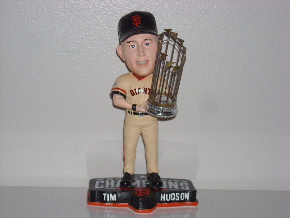 Tim Hudson 2014 World Series SF GIANTS Bobble San Francisco Giants Bobblehead