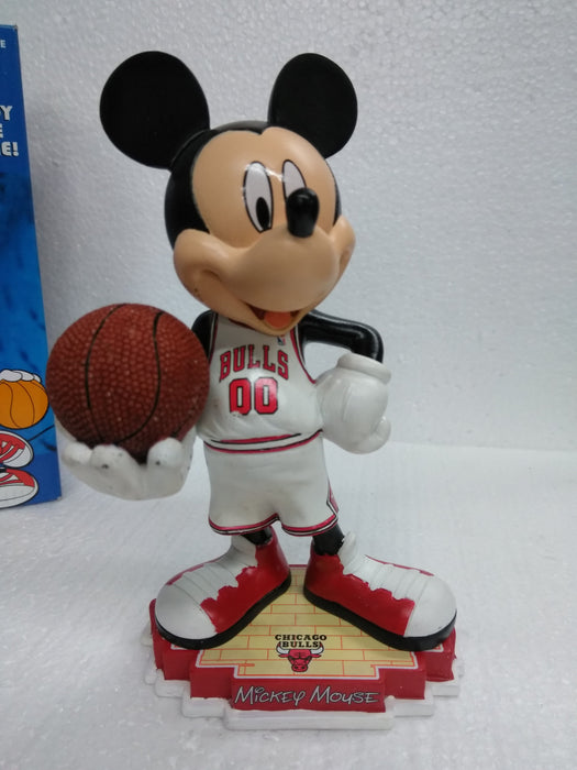 Mickey Mouse Chicago Bulls  Bobblehead