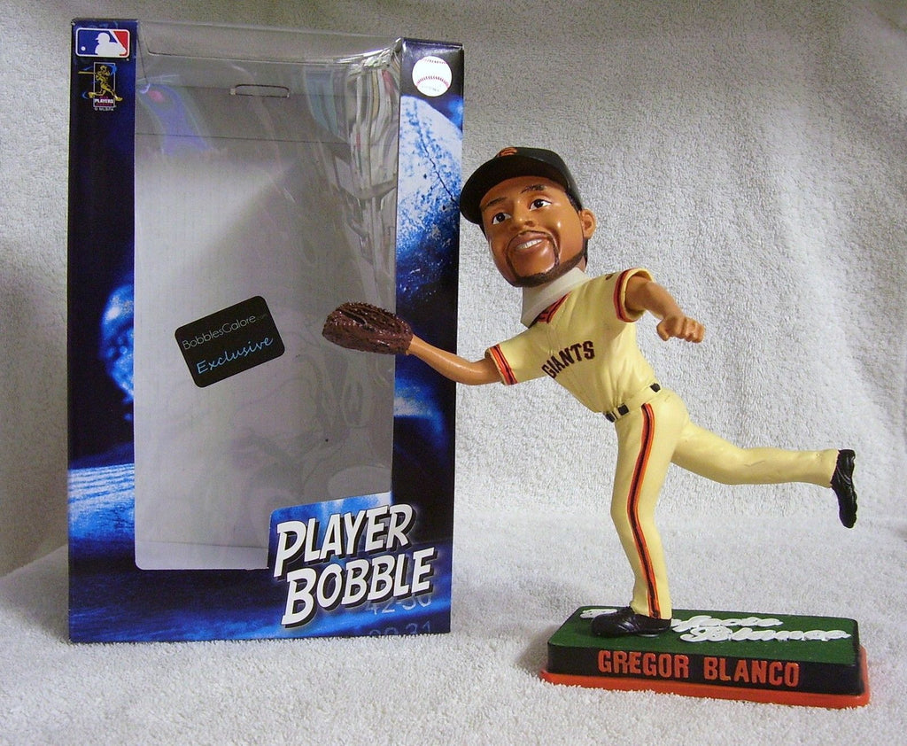 "Gregor Blanco ""The Perfecto Blanco"" Bobble 2012 San Francisco Giants Bobblehead"