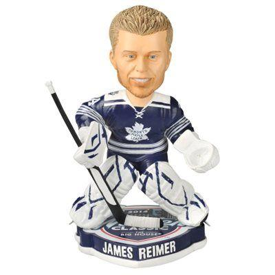 James Reimer Toronto Maple Leafs 2014 Winter Class Bobblehead
