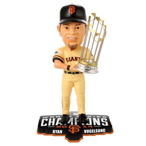 Ryan Vogelsong 2014 World Series SF GIANTS Bobble Bobblehead