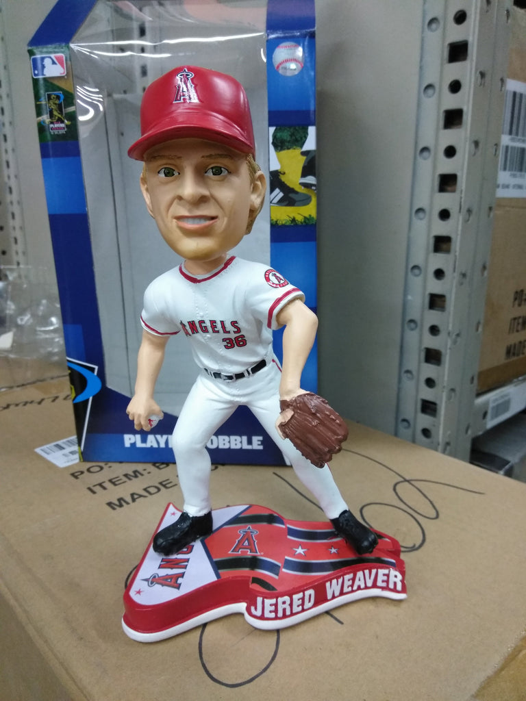 Jared Weaver Los Angeles Angels  Bobblehead