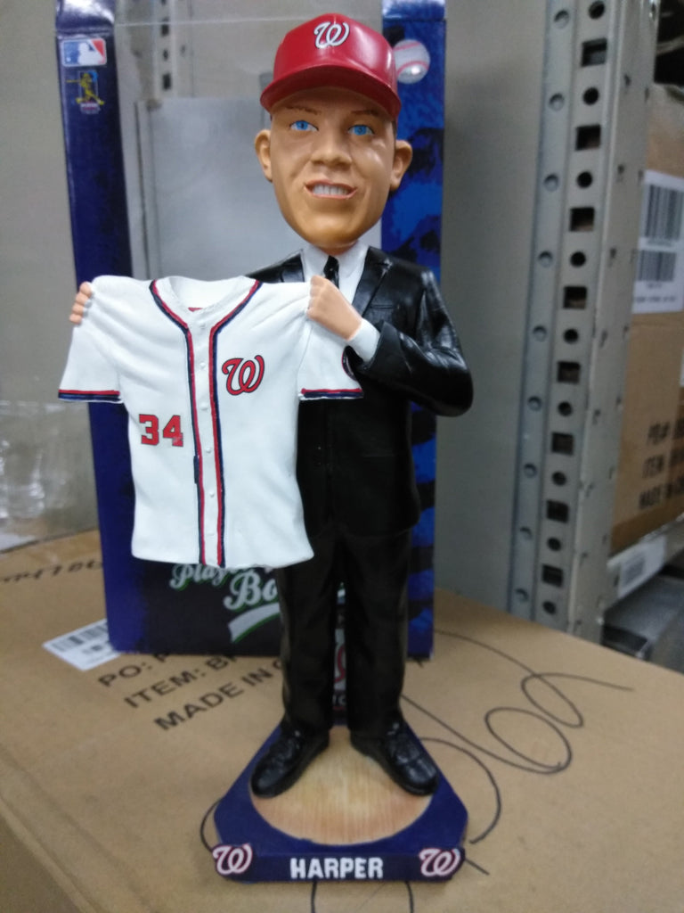 Bryce Harper Washington Nationals  Bobblehead