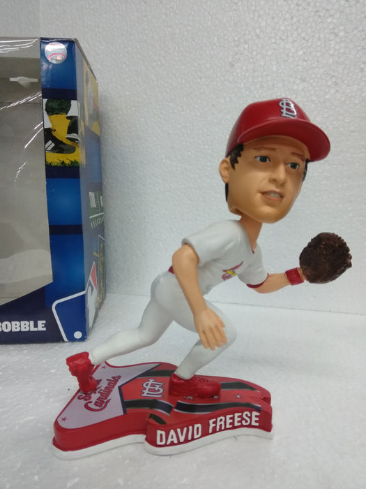 David Freese St Louis Cardinals  Bobblehead
