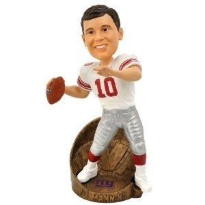 Eli Manning SB 42 MVP XLII New York Giants Bobble New York Giants Bobblehead