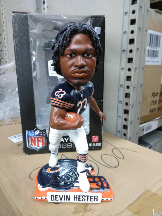 Devin Hester Chicago Bears  Bobblehead