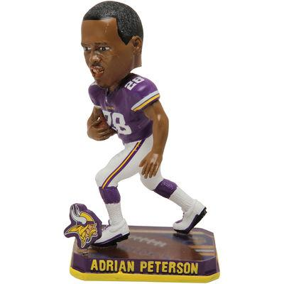 Adrian Peterson Minnesota Vikings Bobble FOCO 2014 Minnesota Vikings Bobblehead