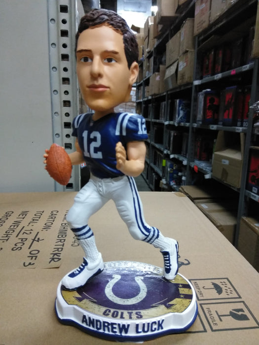 Andrew Luck Indianapolis Colts  Bobblehead
