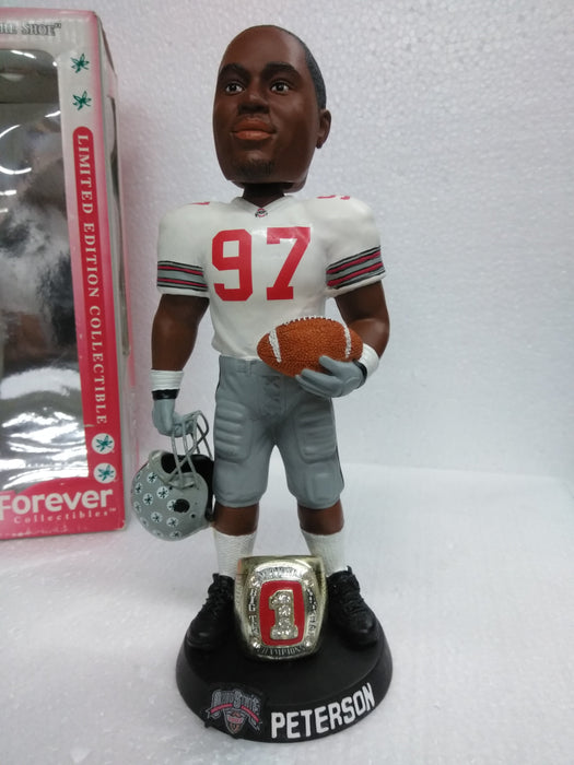 Kenny Peterson Ohio State Buckeyes  Bobblehead