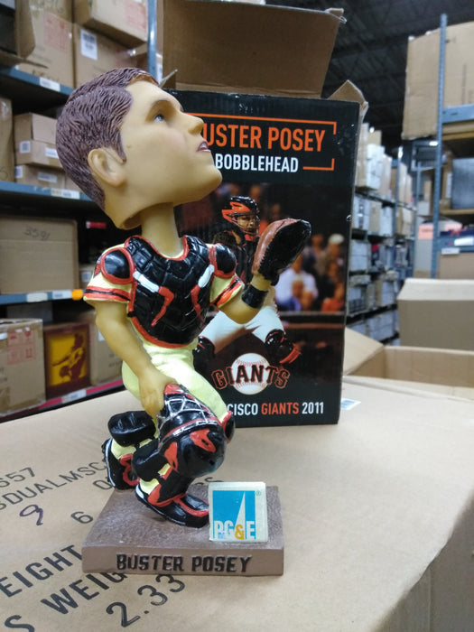 Buster Posey San Francisco Giants  Bobblehead