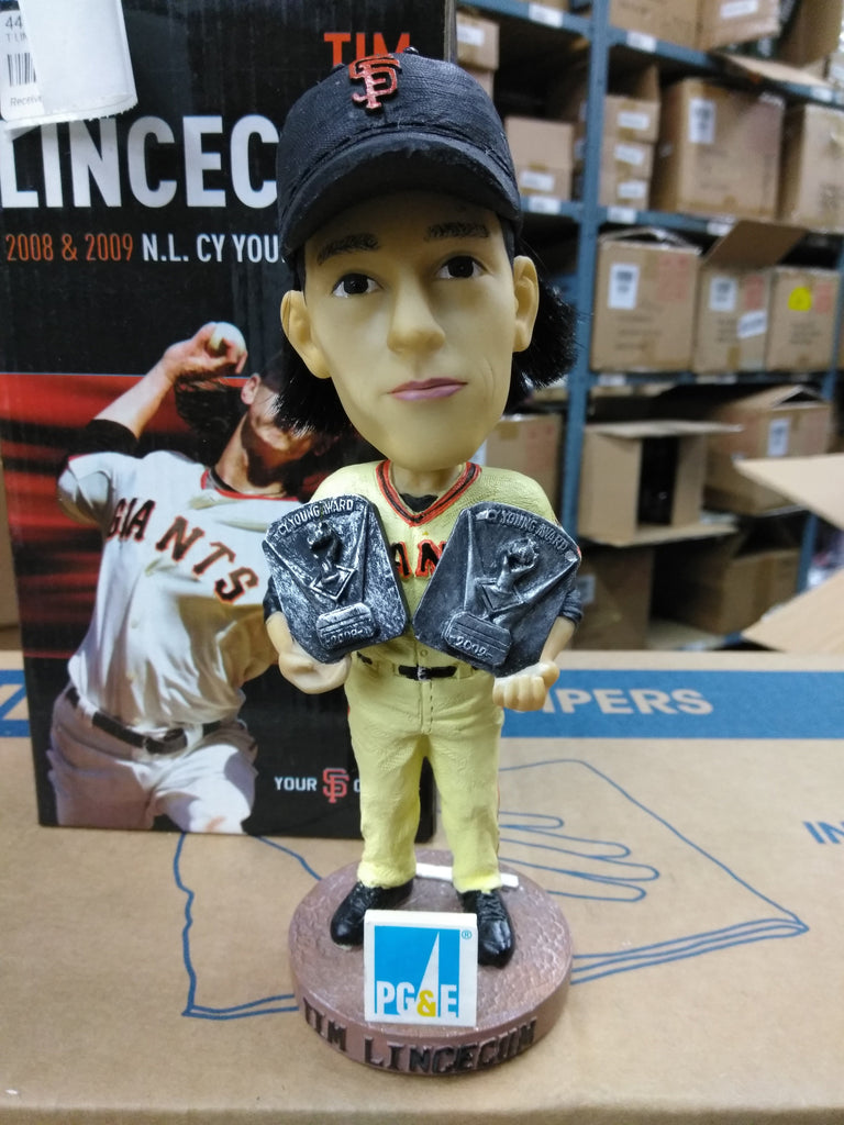 Tim Lincecum San Francisco Giants  Bobblehead