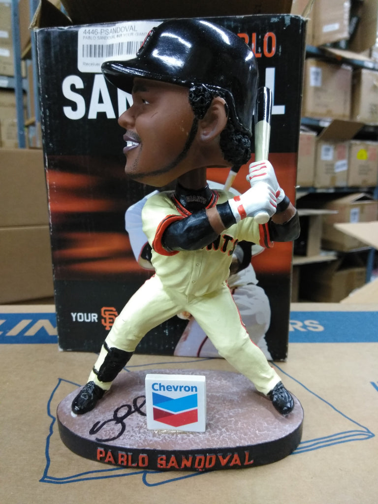 Pablo Sandoval San Francisco Giants  Bobblehead