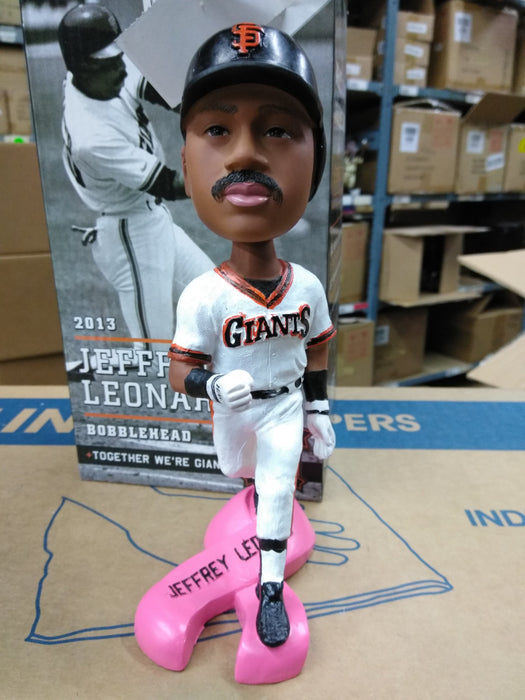 Jeffrey Leonard San Francisco Giants  Bobblehead