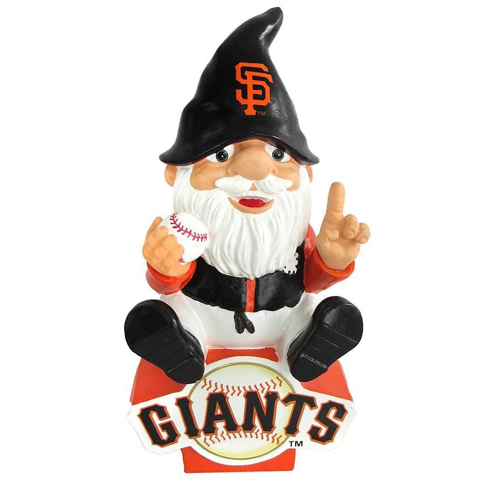 San Francisco Giants Gnome Sitting on a Logo FOCO Bobblehead