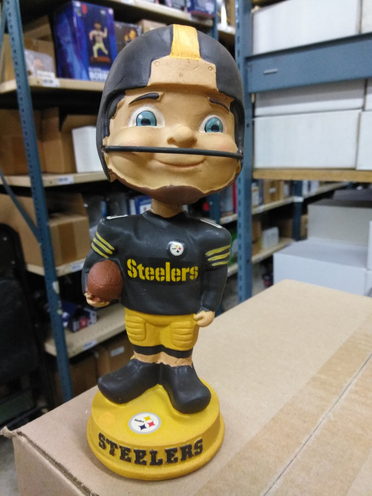 Vintage Retro Pittsburgh Steelers Bobble FOCO Bobblehead