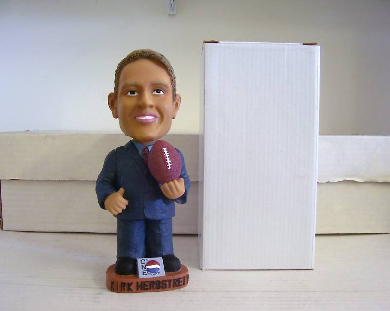 Kirk Herbstreit College Game Day Pepsi One Pepsi One Bobblehead