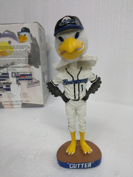 Cutter the Eagle Connecticut Defenders  Bobblehead