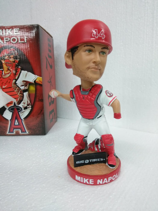 Mike Napoli Los Angeles Angels  Bobblehead