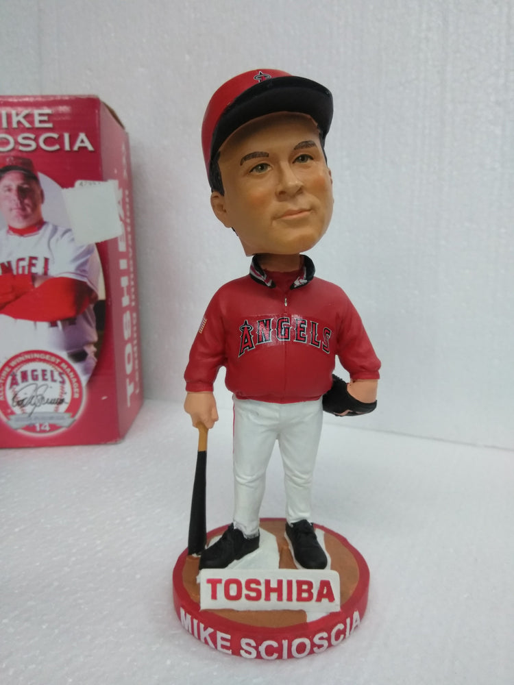 Mike Scioscia Los Angeles Angels  Bobblehead