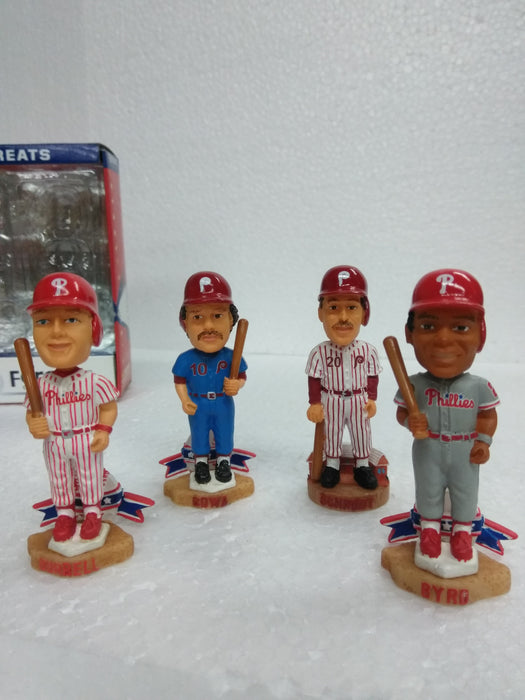 MLB MINI SET PHILLIES Bobblehead