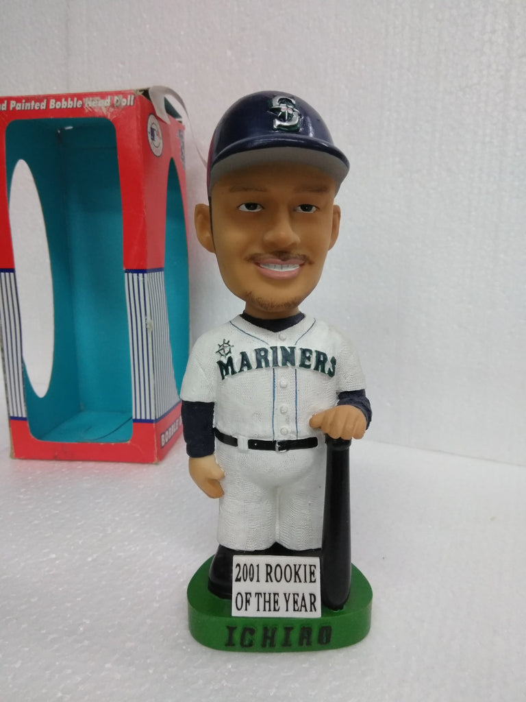 ICHIRO 51 MARINERS 2001 ROOKIE OF THE YEAR Bobblehead