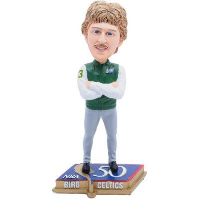 Larry Bird Boston Celtics NBA 50 Greatest FOCO Bobblehead