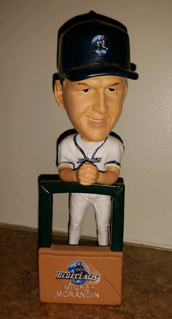Mickey Morandini Lakewood Blueclaws Manager Bobble Lakewood Blueclaws Bobblehead