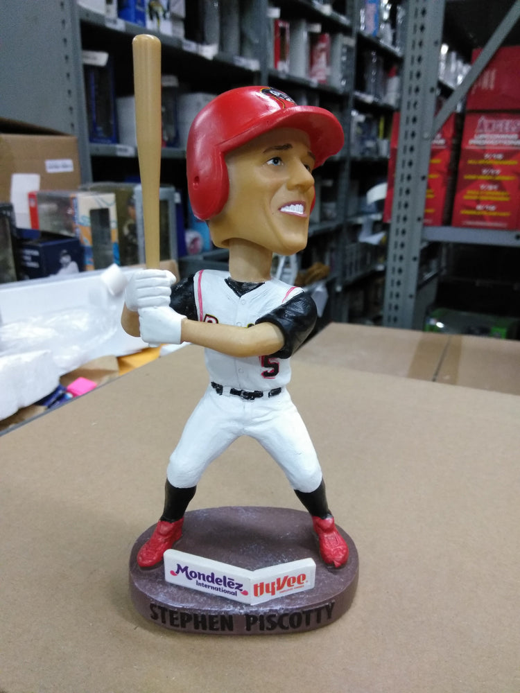 Stephen Piscotty Quad Cities River Bandits SGA ' Bobblehead