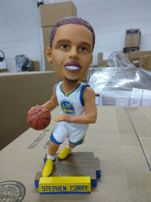 Steph Curry Golden State Warriors SGA '13 MetroPCS Bobblehead