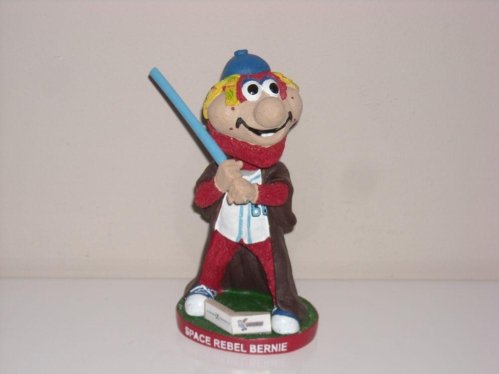 Bernie Inland Empire 66ers of San Bernardino  Star Wars Bobblehead MiLB