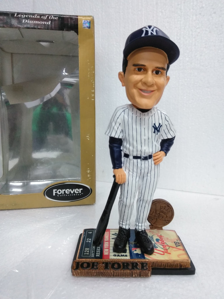 JOE TORRE NY LEGENDS OF THE DIAMOND Bobblehead
