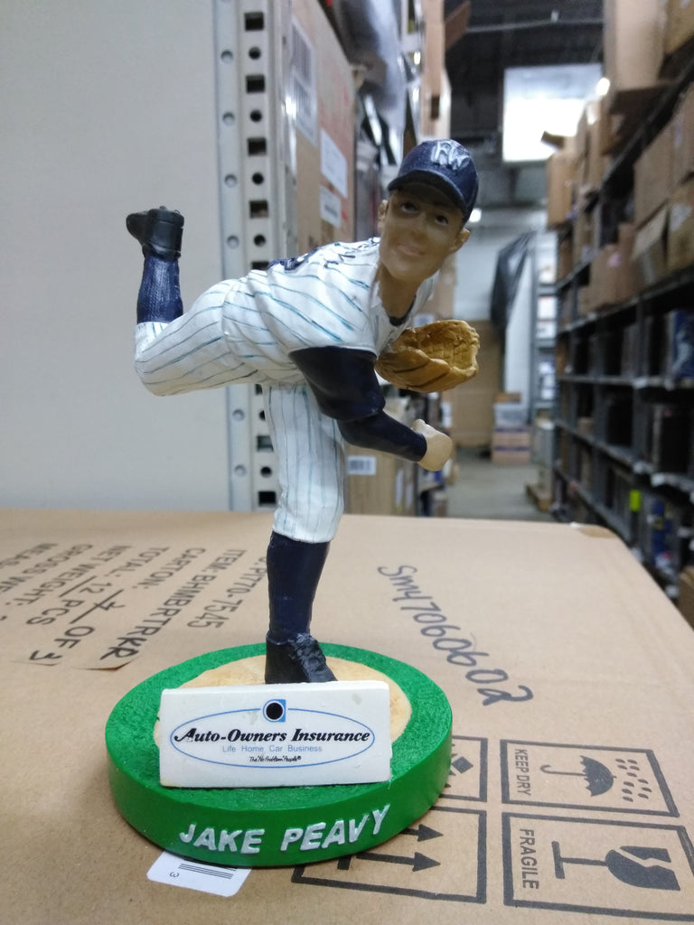 Jake Peavy Fort Wayne Wizards  Statue