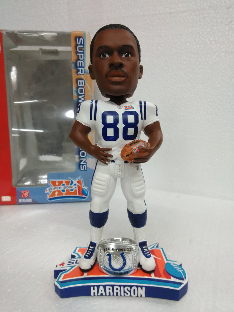 HARRISON 88 SUPERBOWL XLI COLTS Bobblehead