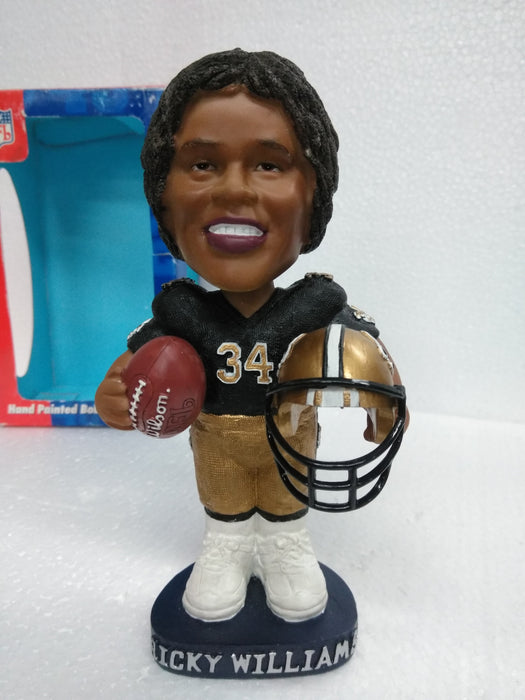 RICKY WILLIAMS 34 Bobblehead
