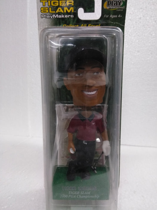 TIGER WOODS GOLF PLAYMAKERS Bobblehead