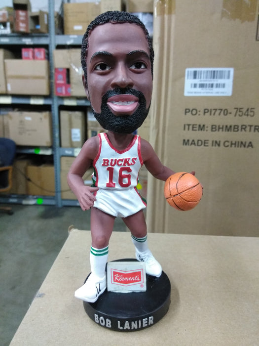 Bob Lanier Milwaukee Bucks SGA 2008 Klement's Milwaukee Bucks Bobblehead