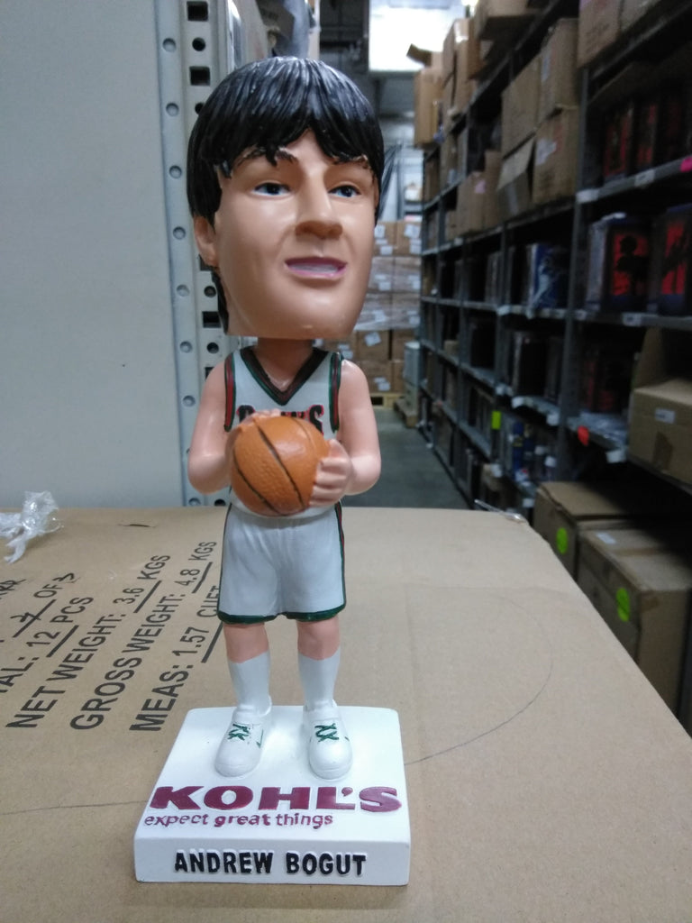 Andrew Bogut Milwaukee Bucks  Bobblehead