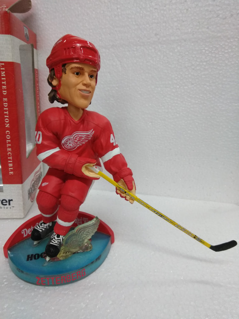 ZETTERBERG #40 DETROIT RED WINGS Bobblehead