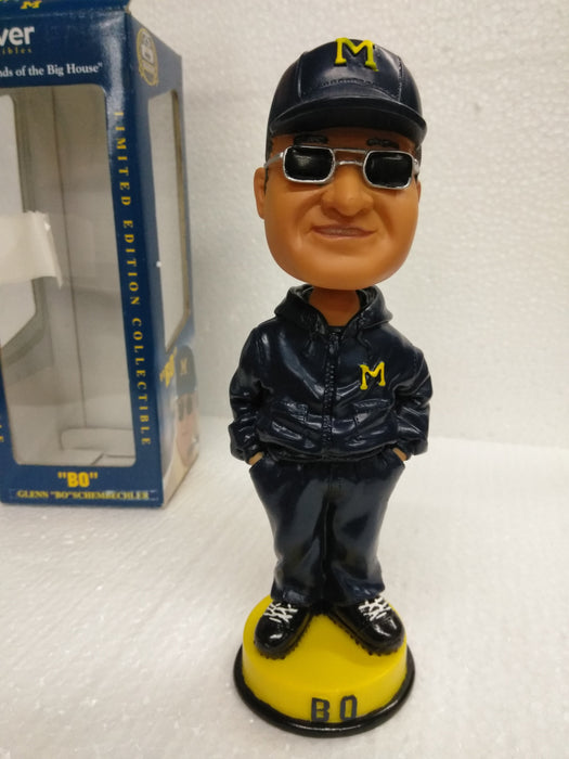 Champ Say No To Tobacco Bobblehead