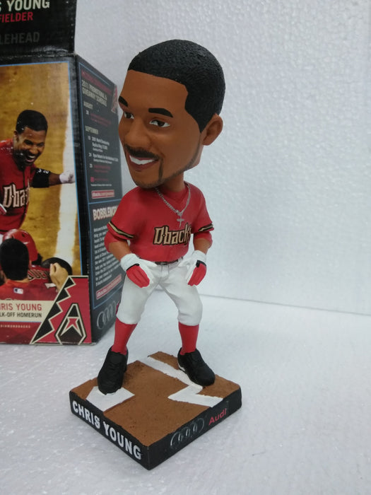 Chris Young 24 Arizona Bobblehead