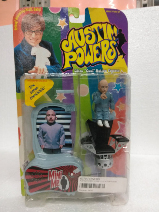 AUSTIN POWERS ULTRA COOL ACTION FIGURE Bobblehead