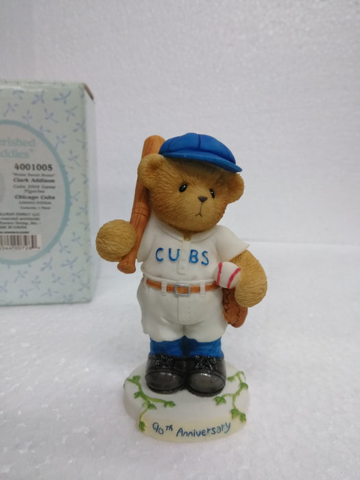 CLARK ADDISON CUBS 2004 GAME 90TH ANNIVERSARY Bobblehead